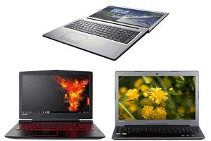 انواع لپ تاپ لنوو