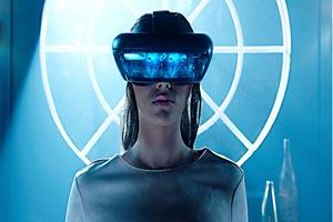 هدست واقعیت مجازی لنوو برای جنگ ستارگان