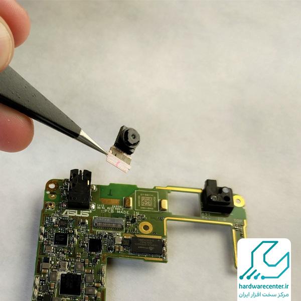 تعمیر دوربین موبایل لنوو