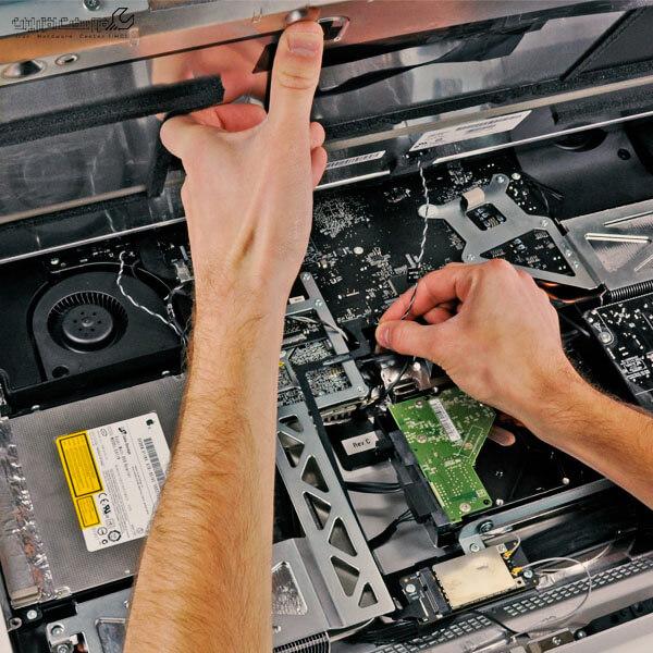 تعمیر صفحه نمایش آل این وان لنوو