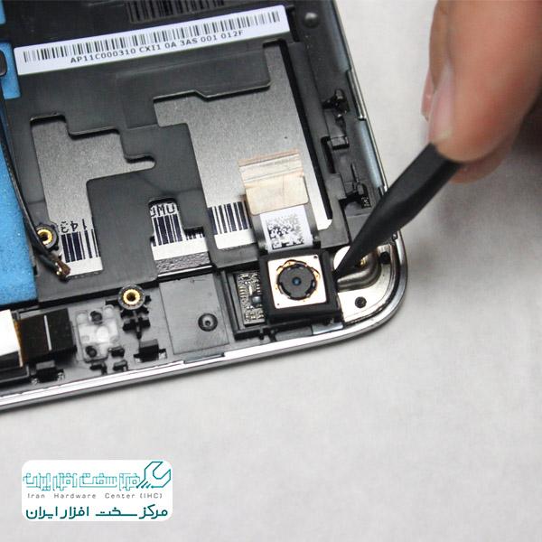 تعمیر دوربین تبلت لنوو