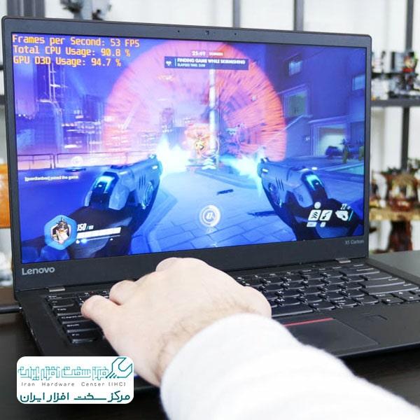 سوییچ شدن گرافیک در لپ تاپ های Lenovo