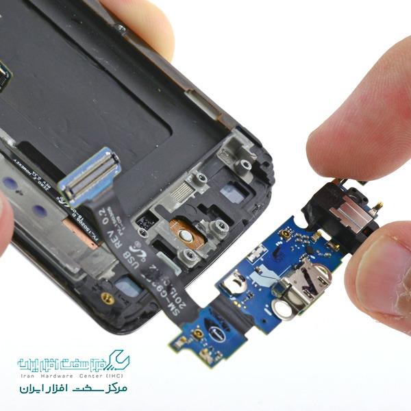 تعمیر مدار شارژ موبایل لنوو