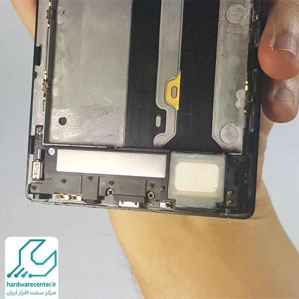 آموزش تعویض سوکت شارژ موبایل لنوو