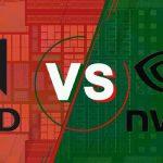 مقایسه کارت گرافیک AMD و Nvidia