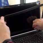 تعمیر صفحه نمایش لپ تاپ لنوو